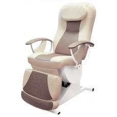 Педикюрное косметологическое кресло НАДИН 3 электромотора